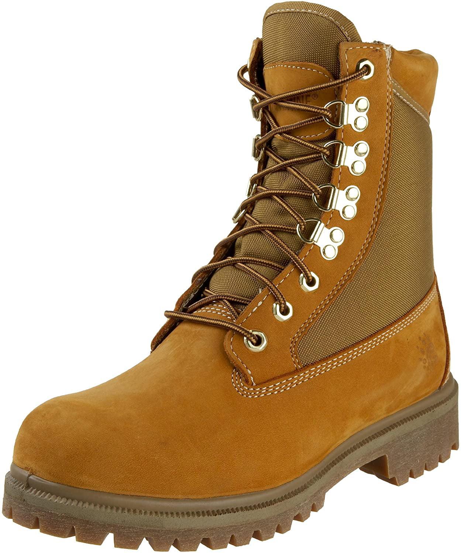 W01199 Waterproof Work Boot,Gold,13