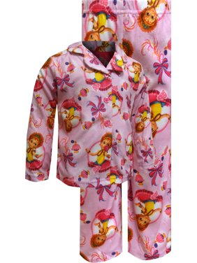 c3ed448ba AME Sleepwear Toddler Girls Pajama Sets - Walmart.com