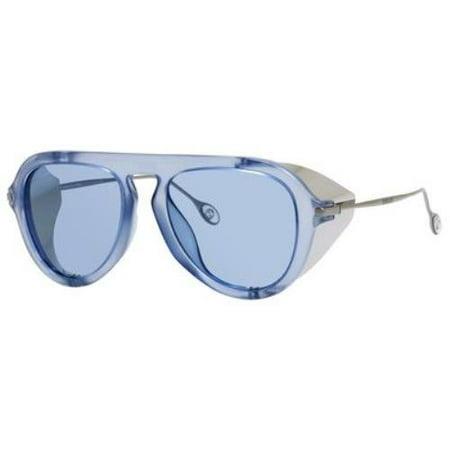 9dc9378a7a6 Gucci - GUCCI Sunglasses 3737 S 0R3t Blue Ruthenium 51MM - Walmart.com