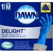 Dawn Delight Super Premium Glove Medium, 1 pair
