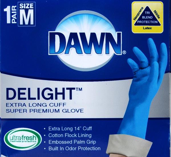 Dawn Delight Super Premium Glove Medium, 1 pair