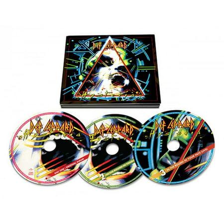 Def Leppard Hysteria Guitar Tab (Def Leppard - Hysteria (30th Anniversary Edition) (Remastered) (3)