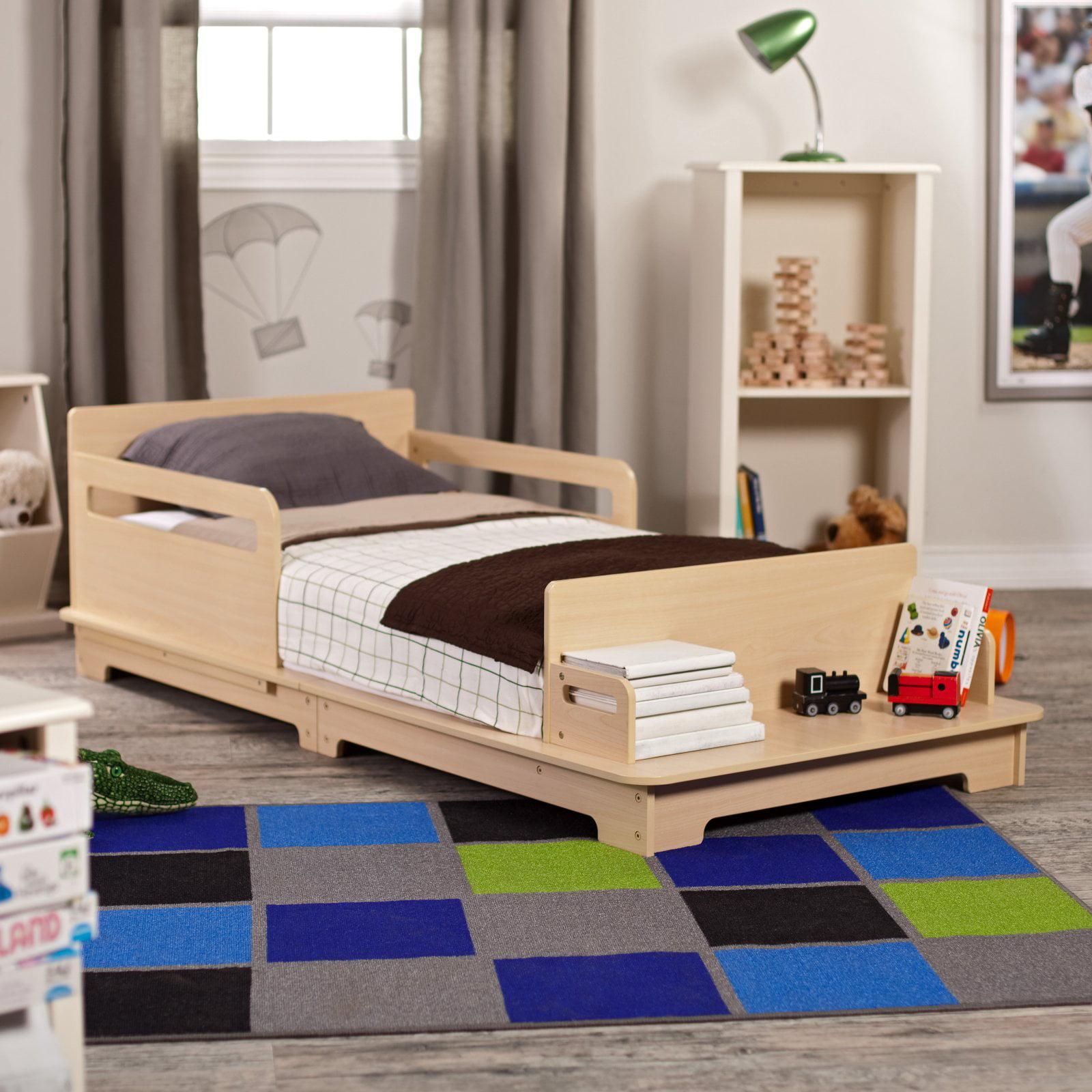 Kidkraft Modern Toddler Bed 86921 Walmart Com Walmart Com