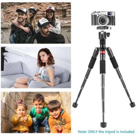 Neewer Portable Desktop Mini Tripod - Aluminum Alloy 20 inches/50 Centimeters with 360 Degree Ball Head, 1/4 inch Quick - image 3 of 5