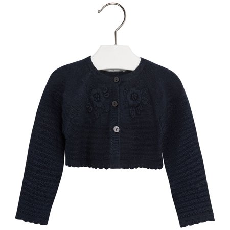 dcf285056 Mayoral - Mayoral Baby Girl 3M-24M Fancy Knit Bolero Cardigan ...