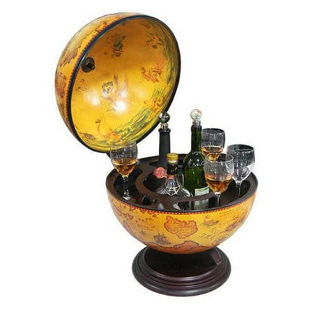 Waypoint Geographic Salerno Bar Globe