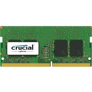 Crucial 16GB (1x16GB) DDR4 2133 MHz Unbuffered 260-pin SoDIMM Memory Module