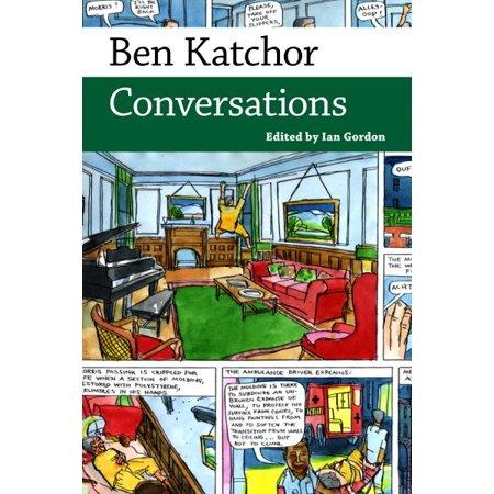 Ben Katchor   Conversations