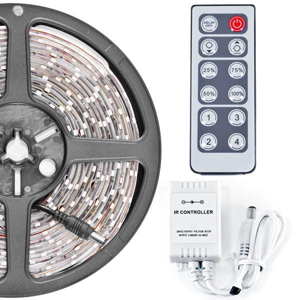 Leds Light Remote Control Dimmer Kit