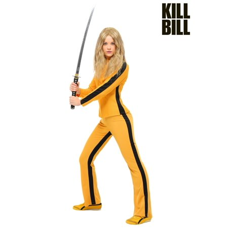 Kill Bill Beatrix Kiddo Women's - Bill Clinton Costume