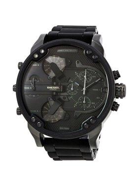 b5db051af009 Product Image Men s Mr. Daddy DZ7396 Black Stainless-Steel Quartz Fashion  Watch