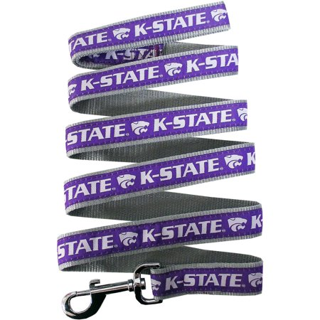 Oklahoma State Cowboys Leash (Pets First College Kansas State Wildcats Pet Leash, Assorted)