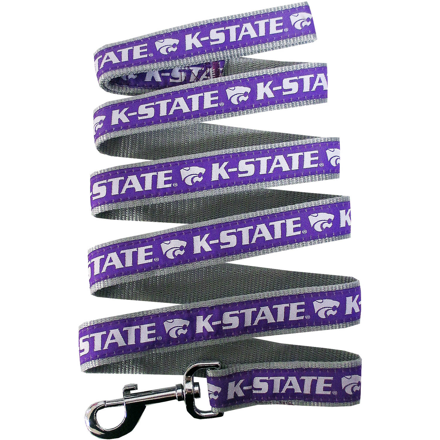 Pets First College Kansas State Wildcats Pet Leash, Assorted Sizes