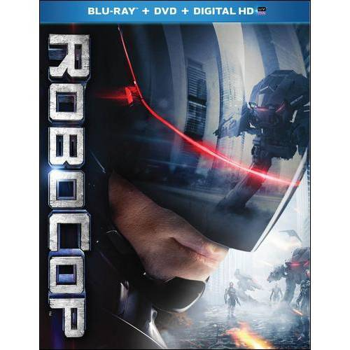 Robocop (Blu-ray   DVD   Digital HD) (With Ultraviolet) (With INSTAWATCH) (Widescreen)