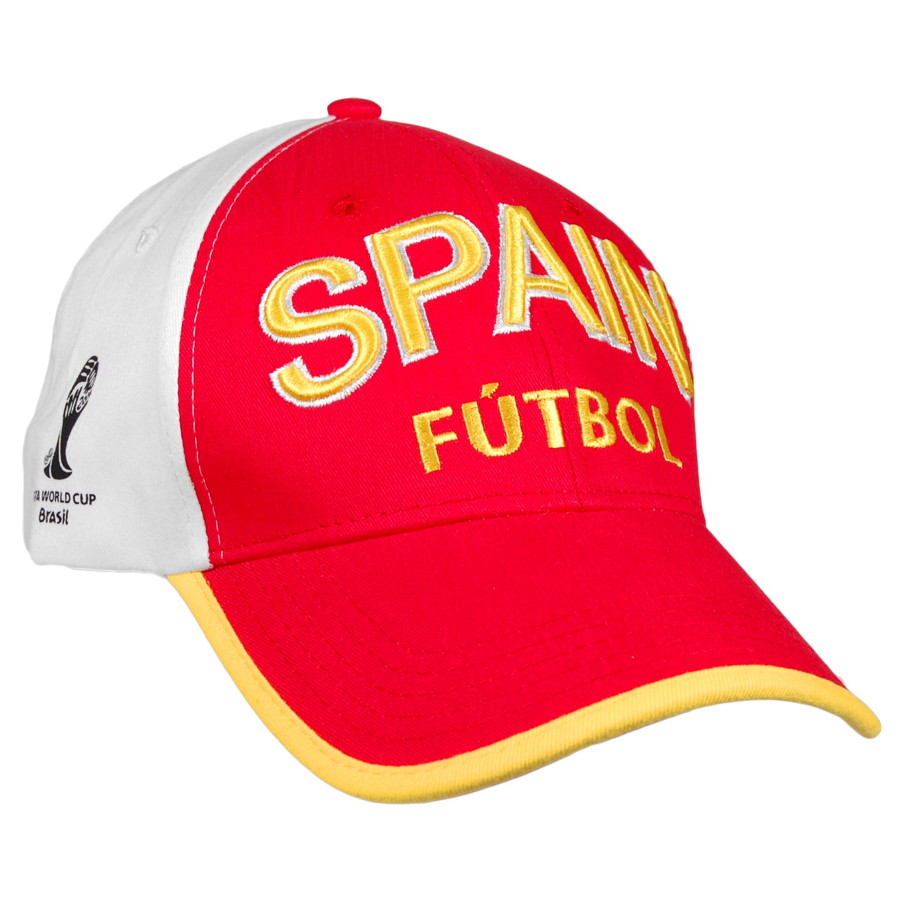 Spain 2014 FIFA World Cup Bola Cap