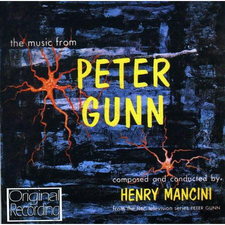 Henry Mancini - Music From Peter Gunn [CD]