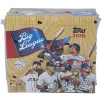 2019 Topps Big League Baseball Retail Edition Factory Sealed 24 Pack Box - Fanatics Authentic Certified