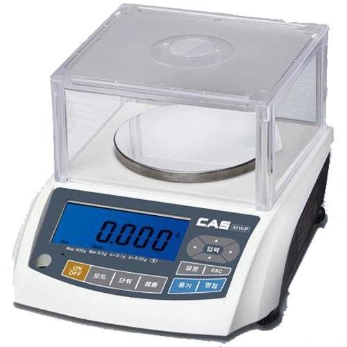 CAS MWP-300N High Accuracy Bench Scale  300 x 0 01g
