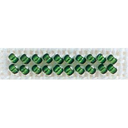 Mill Hill Petite Glass Seed Beads 2mm 1.6g-Green Velvet