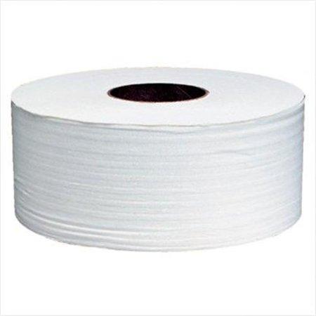 - Kimberly-Clark Professional 412-07827 Case-6Pks Scott Jrt Jumbo Roll Tissue