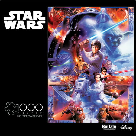 Star Wars Puzzle (Buffalo Games - Star Wars