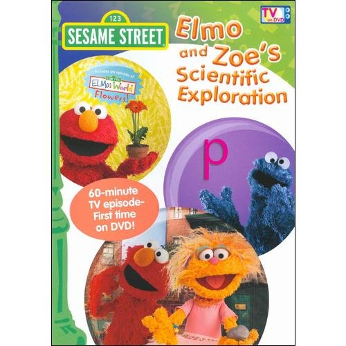 Sesame Street: Elmo And Zoe's Scientific Exploration (Full Frame)
