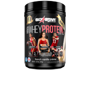 100% Whey Protein for Women, Whey Protein Blend with Probiotics, Fiber (Flaxseed), Greens and Fruits, French Vanilla, 20 Servings (1.2lbs)