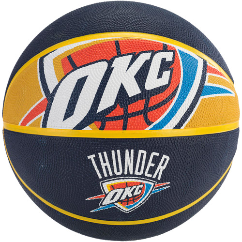 Spalding NBA Oklahoma City Thunder Team Logo
