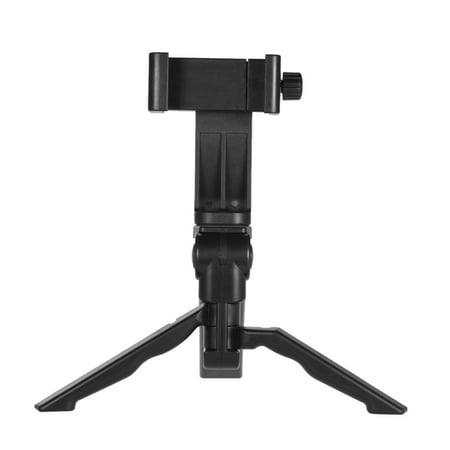 buy popular 6f419 d2281 Mini Tabletop Tripod Stand Handheld Grip Stabilizer with Universal  Smartphone Clip Holder Bracket for Digital Camera for iPhone 7 Plus/7/6/6  Plus/6s
