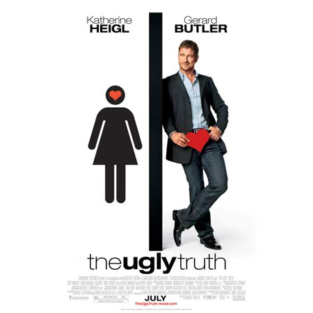 The Ugly Truth Poster Movie D  27X40