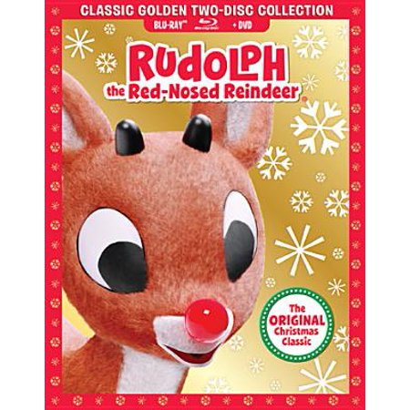 rudolph the red nosed reindeer the original christmas classic blu ray dvd - The Original Christmas Classics