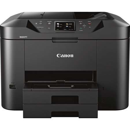 Canon MAXIFY MB2720 Inkjet Multifunction Printer - Color - Plain Paper Print -