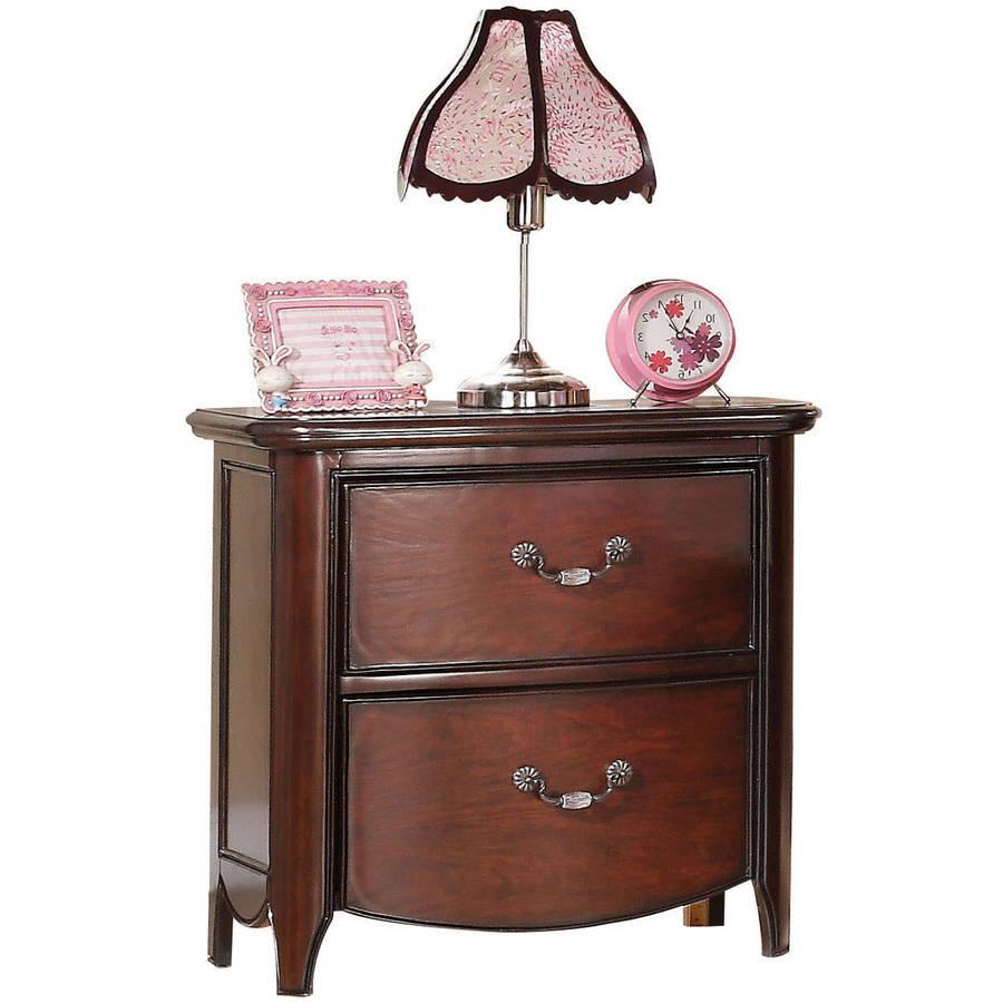 Cecilie Nightstand, Cherry