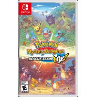 Pokemon Mystery Dungeon: Rescue Team DX, Nintendo, Nintendo Switch, 045496597054