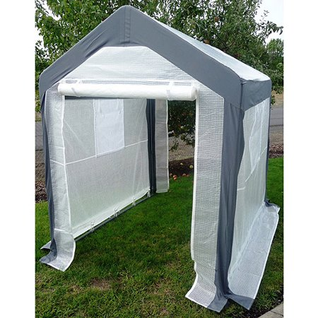 Spring Gardener Gable Greenhouse - 6L x 5W x 6.6H ft. ()