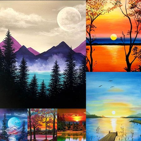 5D DIY Diamond Painting Kit Arts Crafts Embroidery Cross Stitch Rhinestone Decoration Canvas Wall Home Office Decor Plastic Canvas Cross