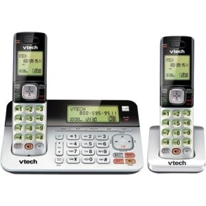 CS6859-2 2 HANDSET ANSWER SYST DUAL CALLER ID/WAITING