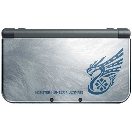 Refurbished Nintendo New 3DS XL - Monster Hunter 4 Ultimate Edition (Nintendo 3ds Xl Monster Hunter 4 Ultimate Edition)