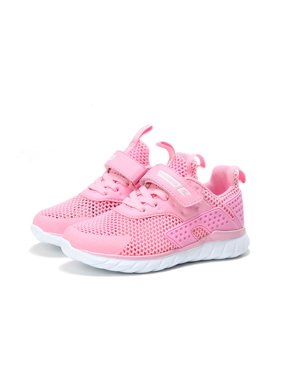 6d414d47106fd6 Product Image Boys Lightweight Sneakers Girls Breathable Athletic Running  Shoes