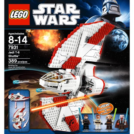 Lego star wars t 6 jedi shuttle - Lego star wars 1 2 3 4 5 6 ...