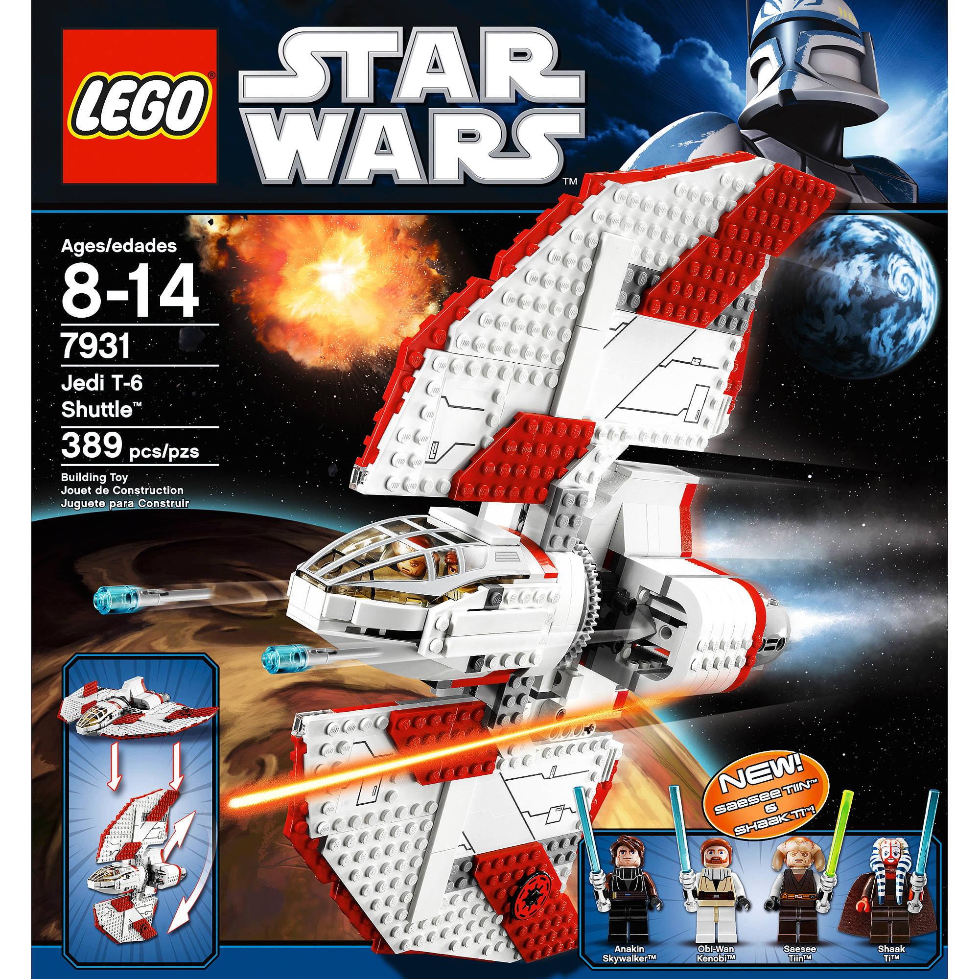 LEGO Star Wars: T-6 Jedi Shuttle