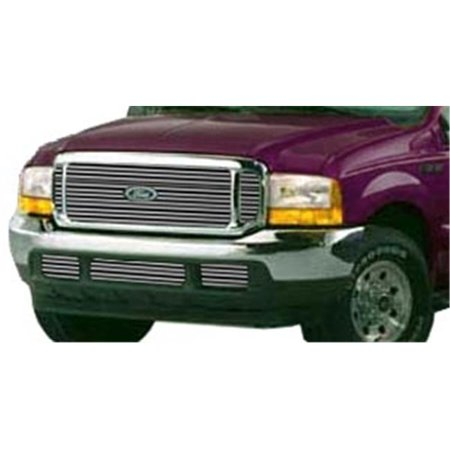AirBagIt BIL-FO-39A Billet Grille 1999-2004 Ford Excursion Lower Grill Excursion&Superduty