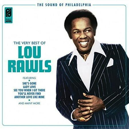 Lou Rawls: Very Best of (CD) (Best Of Lou Rawls)