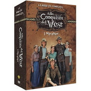 How the West Was Won - Complete Collection - 15-DVD Box Set ( The Macahans ) [ NON-USA FORMAT, PAL, Reg.2 Import - Italy ]