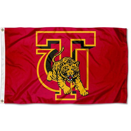 Tuskegee University Golden Tigers Flag