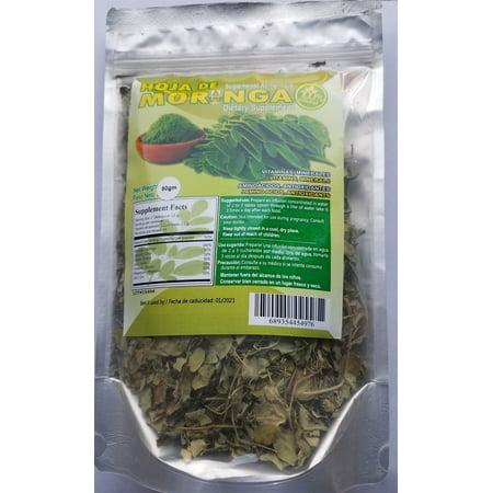 Global Moringa Organic Hoja De Moringa Whole Moringa Leaves 100% Organic Non-GMO