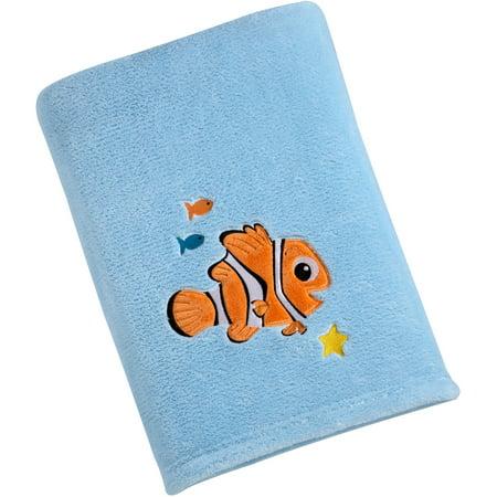 Disney Character Baby Blanket, Nemo