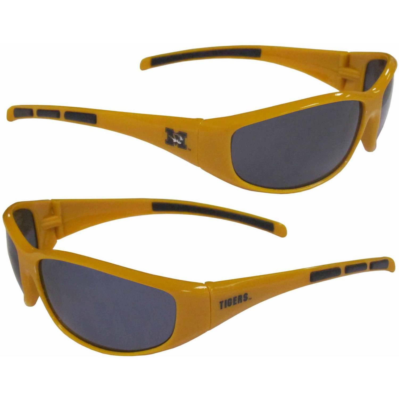 NCAA Missouri Wrap Sunglasses