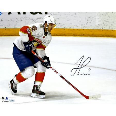 competitive price 38493 91c41 Jonathan Huberdeau Florida Panthers Fanatics Authentic Autographed 16