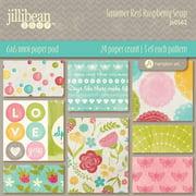 "Jillibean Soup Paper Pad, 6"" x 6"", 24-Pack"
